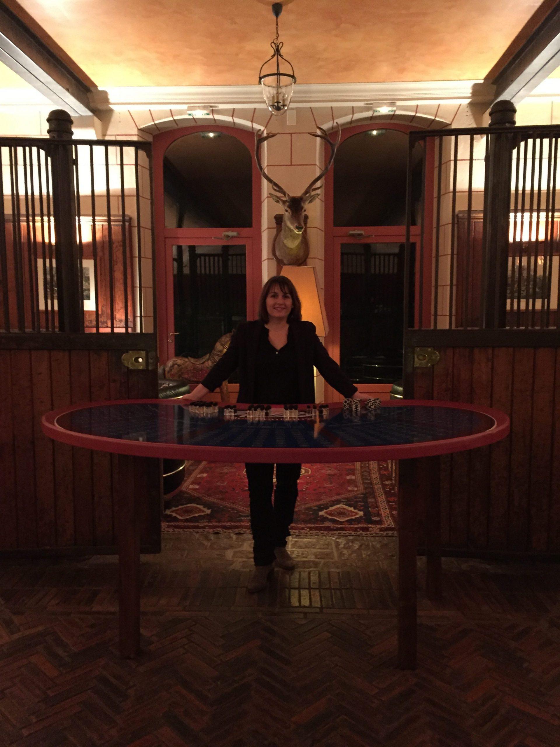 Casino des saveurs : Soirée à thème